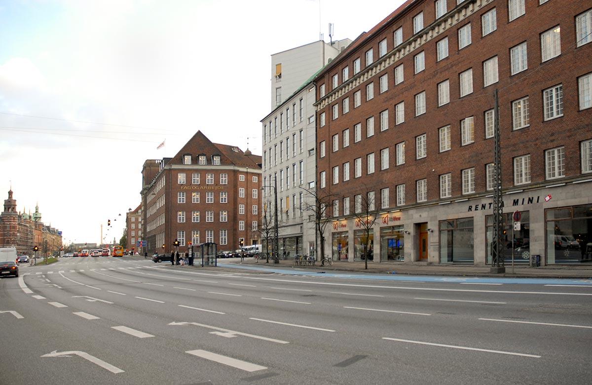 Gyldenløvesgade. Foto 2014: Mads Neuhard, Københavns Stadsarkiv