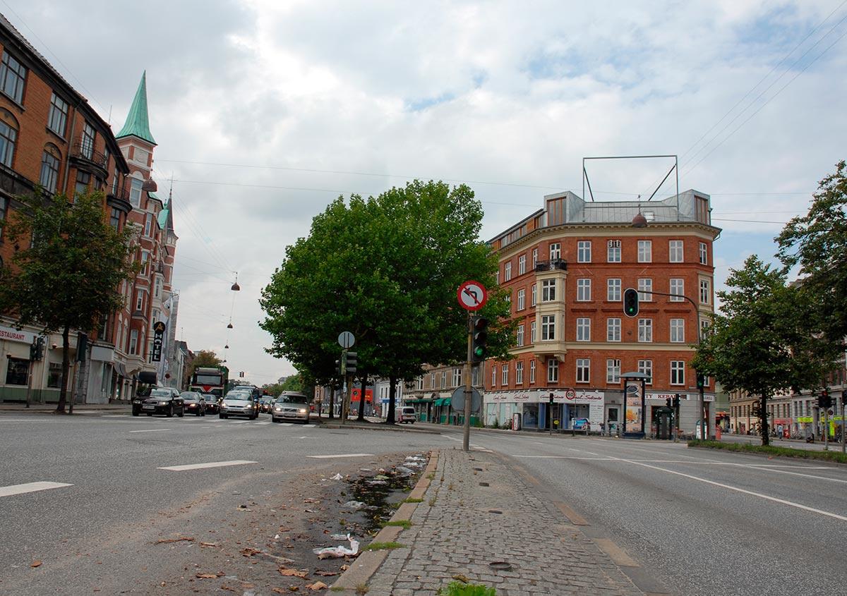 Ågade. Foto 2006: Mads Neuhard, Københavns Stadsarkiv