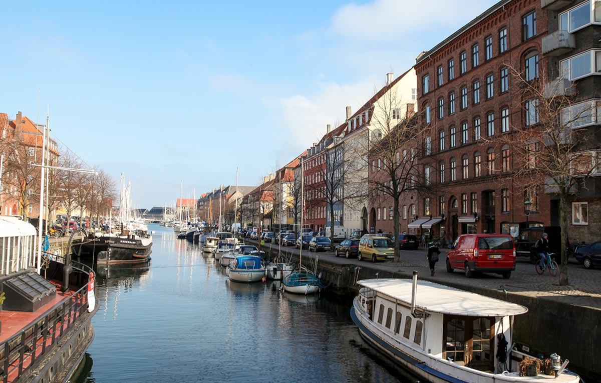 Christianshavns Kanal. Foto 2016: Mads Neuhard, Københavns Stadsarkiv