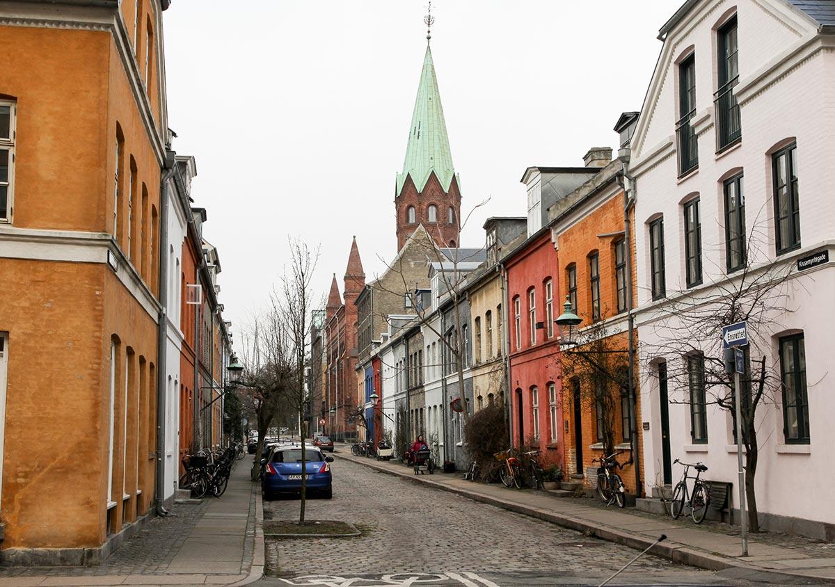 Krusemyntegade. Foto 2016: Mads Neuhard, Københavns Stadsarkiv