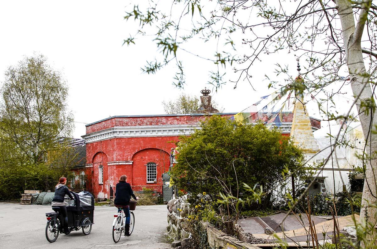 Mælkebøtten. Foto 2018: Mads Neuhard, Københavns Stadsarkiv