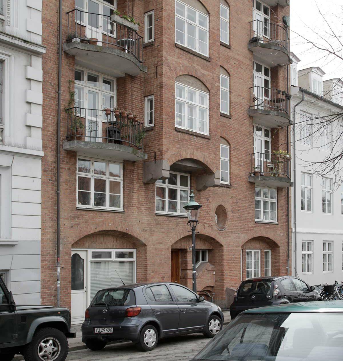 Overgaden oven Vandet 30. Foto 2014: Mads Neuhard, Københavns Stadsarkiv