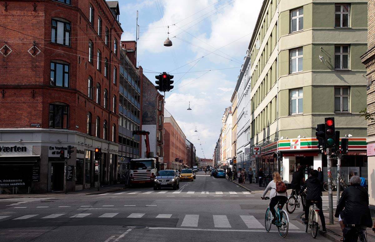 Rantzausgade. Foto 2015: Mads Neuhard, Københavns Stadsarkiv