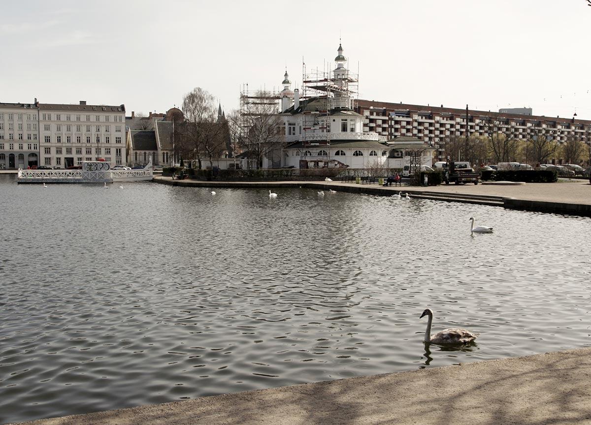 Søpavillonen. Foto: 2014: Mads Neuhard, Københavns Stadsarkiv