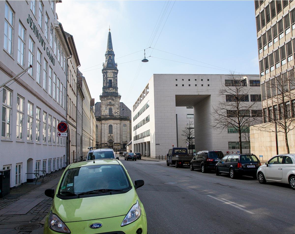 Christians Kirke. Foto 2016: Mads Neuhard, Københavns Stadsarkiv