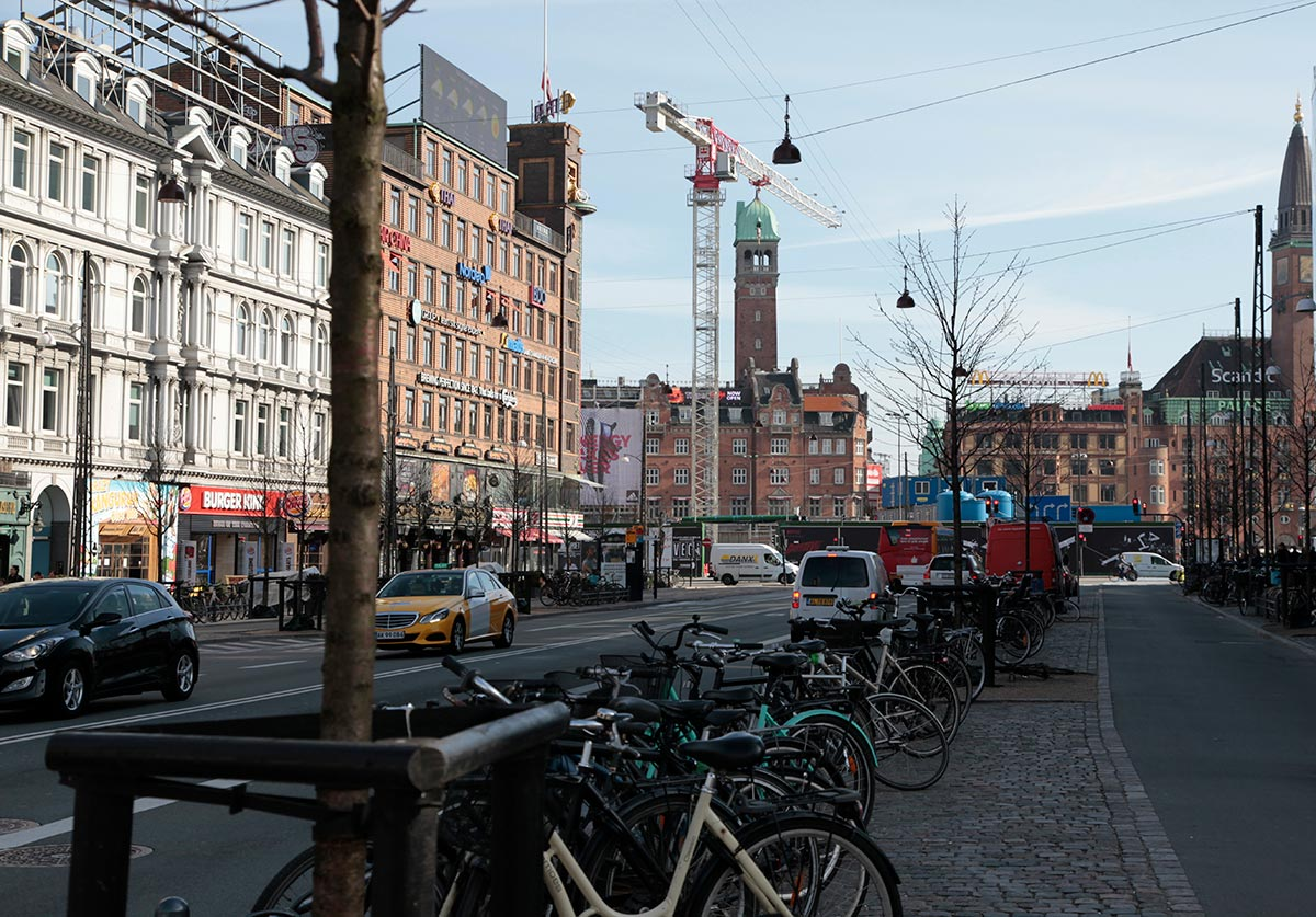 Vesterbrogade. Foto 2015: Mads Neuhard, Københavns Stadsarkiv