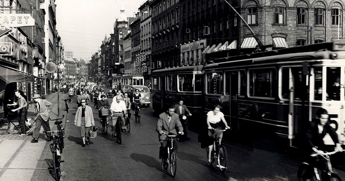 Nørrebrogade 1955